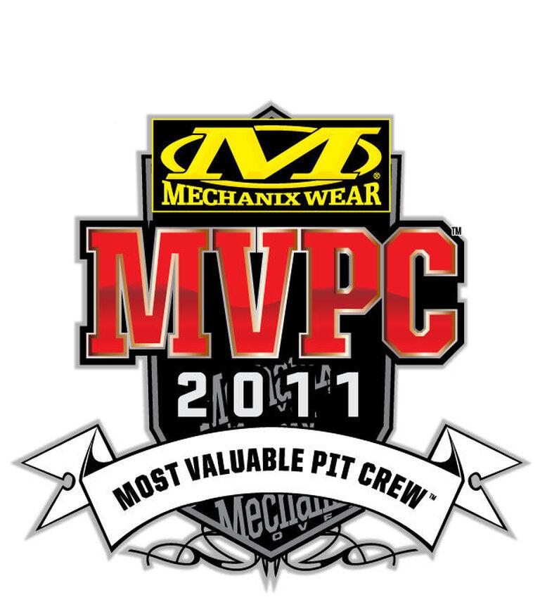No.29 Crew Scores Mechanix Wear Most Valuable Pit Crew Award for Q2