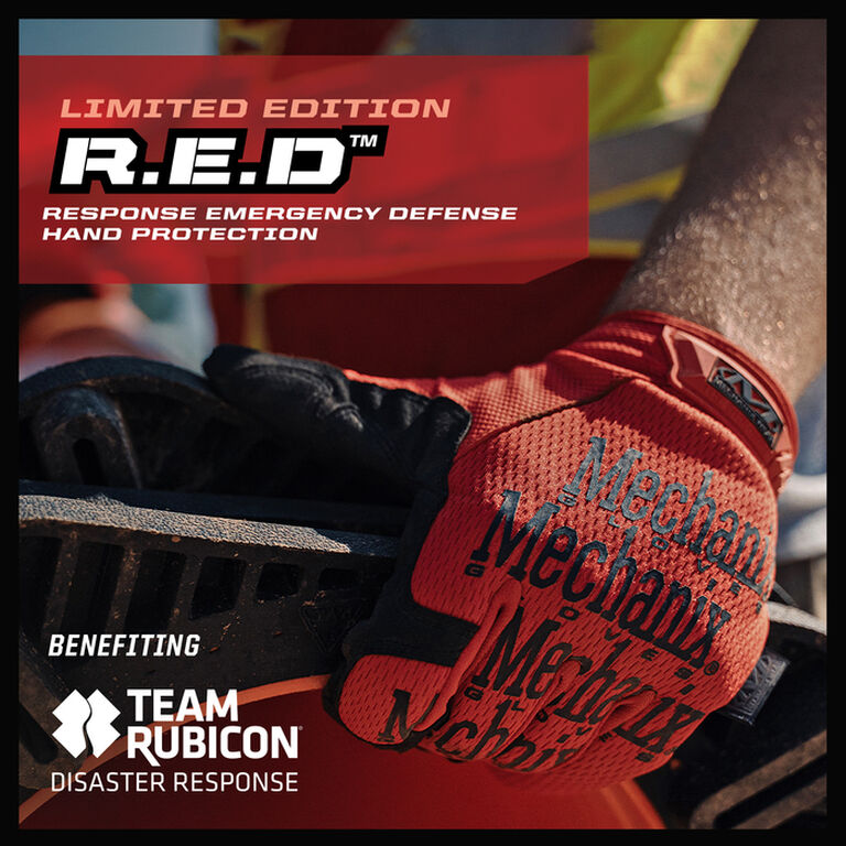 Mechanix Wear & Team Rubicon Launch Limited Edition Gloves