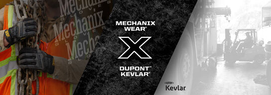 Mechanix Wear Partners with DuPont Personal Protection to Expand Glove Tech